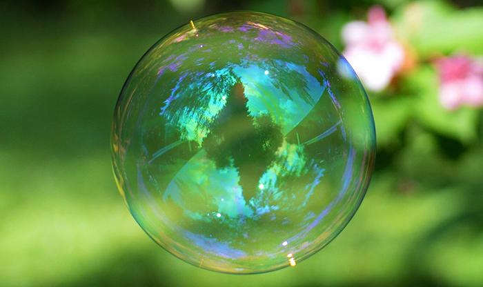 reflektion-führung-bubble